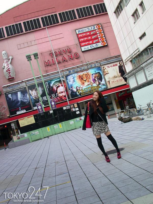 100人切り美少女6歌舞伎町デート画像 (2)