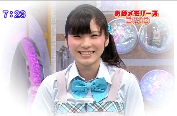 松岡茉優5おはスタ (1)