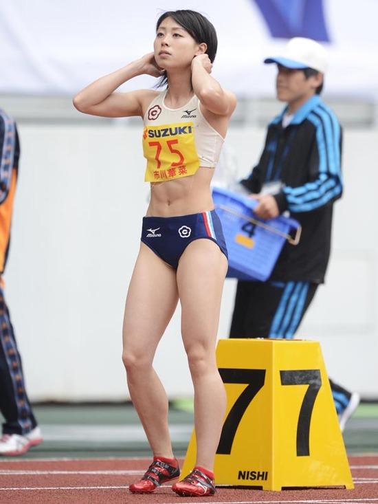 市川華菜6べっぴんスプリンター (2)