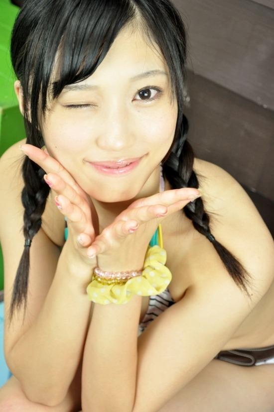 小蜜こと副島美咲2セクシー水着画像 (6)