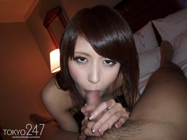 変態ドMっ娘5フェラチオ画像 (4)