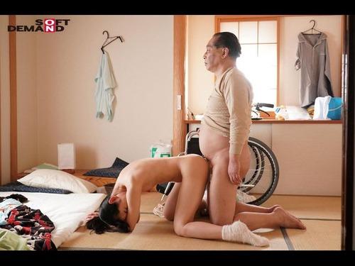 孫娘は私の身体で、性交を練習します (8)