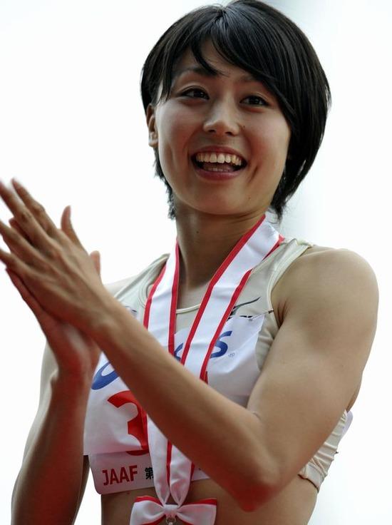 市川華菜2011日本選手権 (1)