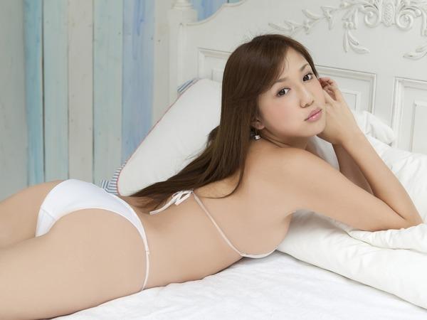 丸高愛実セクシー水着画像 (28)