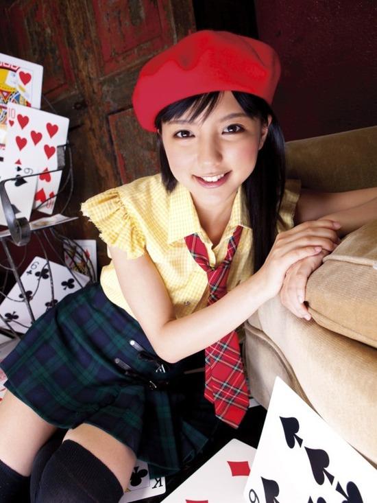真野恵里菜9トランプ画像 (2)