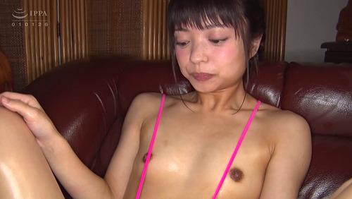川島くるみ 奇跡の低身長135cm女優!微乳痴態 (2)
