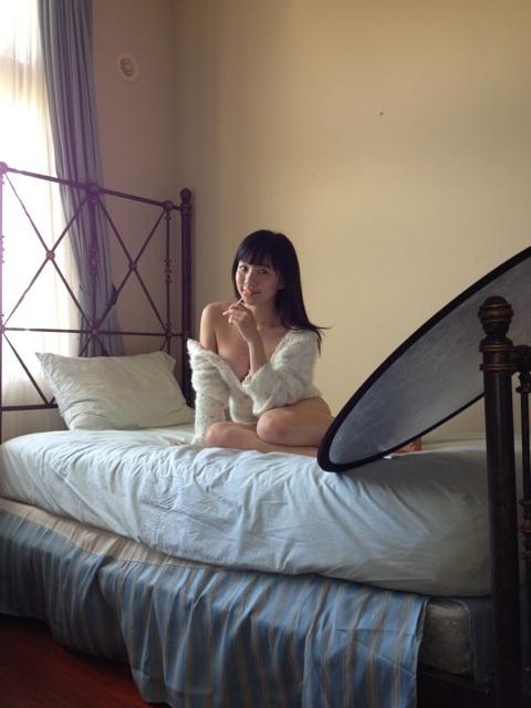 日野麻衣「ピュア・スマイル」画像 (1)