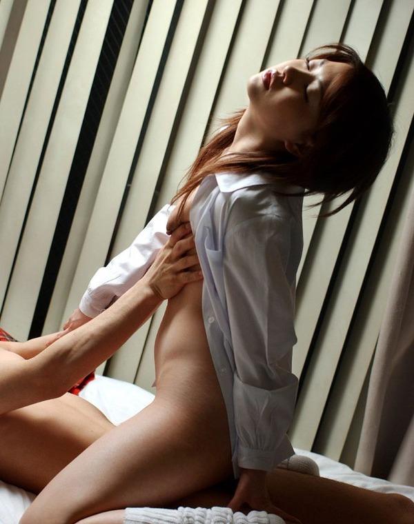 女子高校生コスプレ5本番ハメ画像 (2)