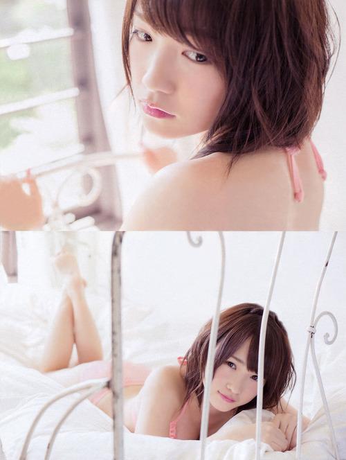 AKB48りっちゃん・川栄李奈グラビア画像018