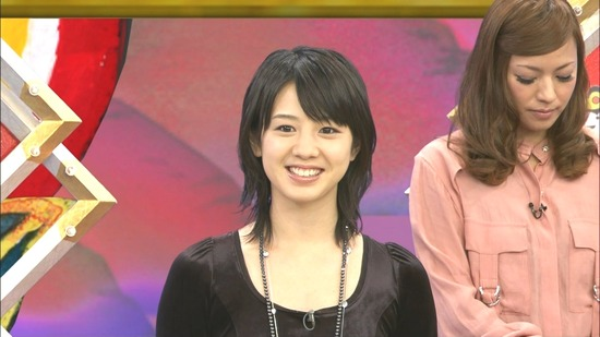 桜庭ななみ6テレビ出演画像 (3)
