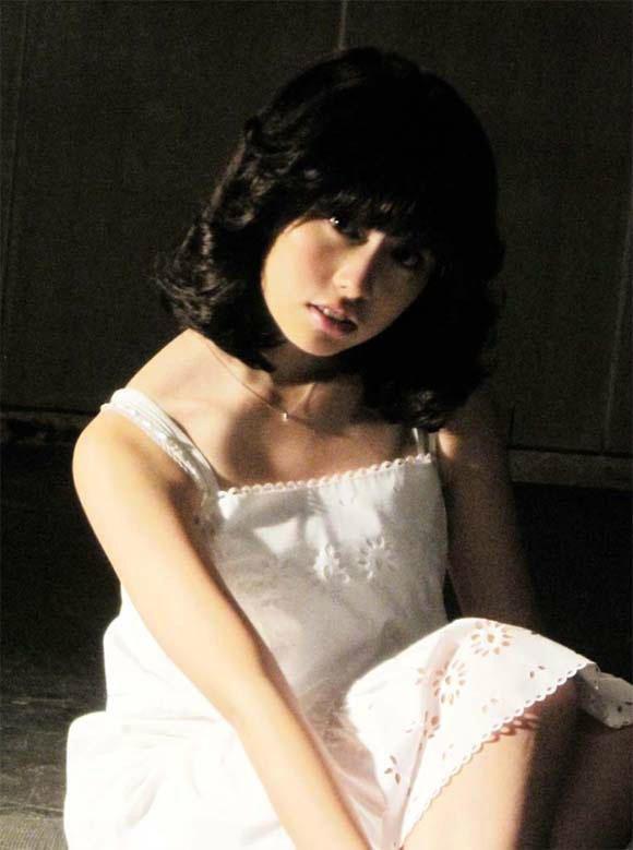 佐々木彩夏8天使と悪魔画像
