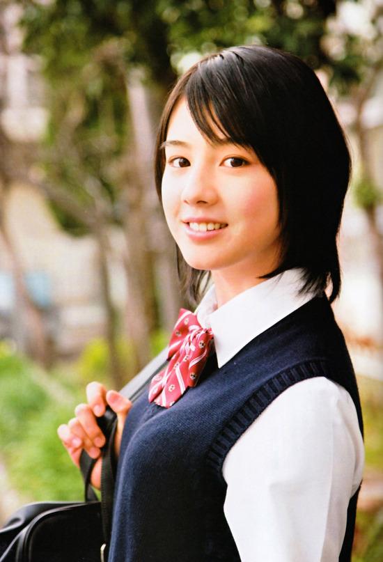 桜庭ななみ9セーラー服画像 (4)
