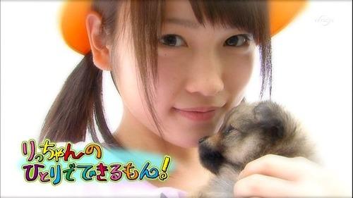 AKB48りっちゃん・川栄李奈グラビア画像005