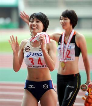 市川華菜2011日本選手権 (2)