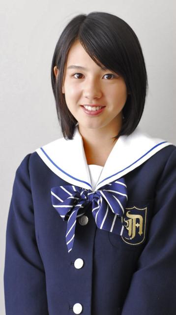 桜庭ななみ9セーラー服画像 (5)