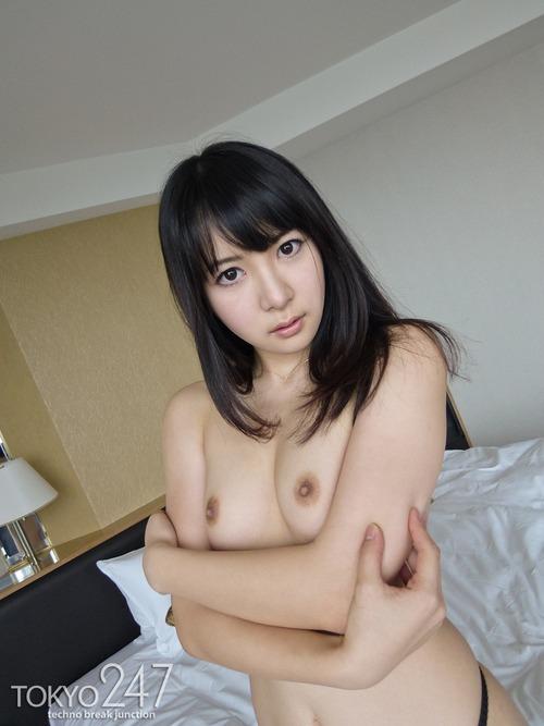 藤原ひとみロリ可愛い清純H画像043