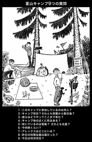 夏山キャンプ9つの質問
