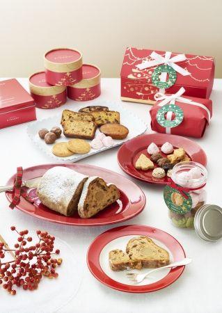 クリスマス焼菓子集合イメージ