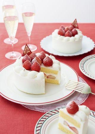 クリスマスケーキ集合イメージ3