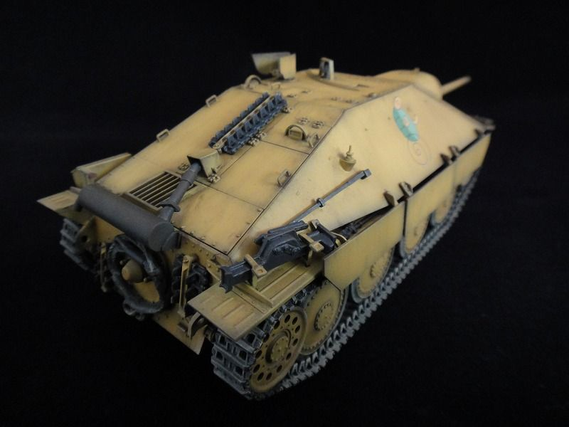 軽駆逐戦車ヘッツァーの画像 p1_9