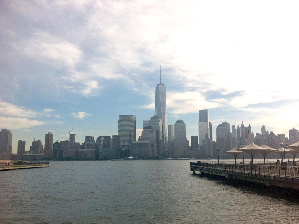 ニュージャージー - エクスチェンジ・プレース① : ニューヨークと世界 ...