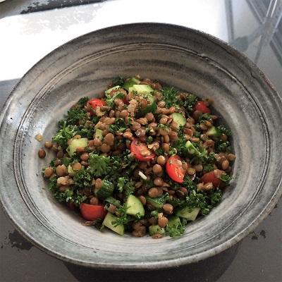 レンズ豆のサラダ (2)-400