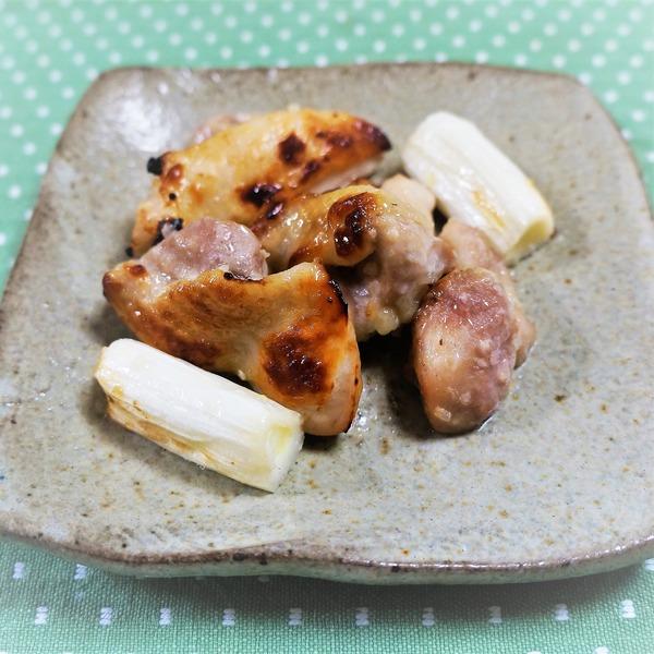鶏もも肉 塩麹 NYCooking DSC04907