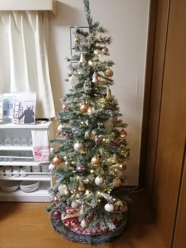 クリスマスツリー NYCooking