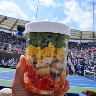 ジャーサラダ US Open
