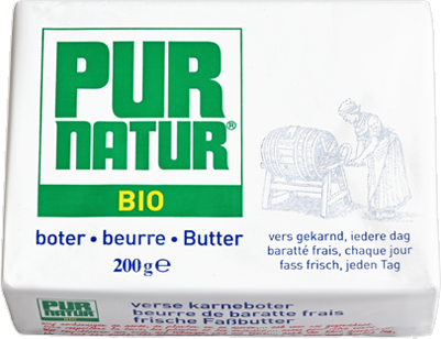 Pur Natur 発酵バター(食塩不使用)