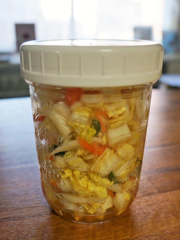白菜のサラダ NYCooking DSC06694(2)