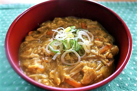 カレー丼 (3)