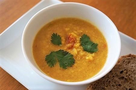 ムング豆のスープ-450