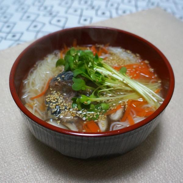 鯖缶にゅう麺 NYCooking DSC03224(3)