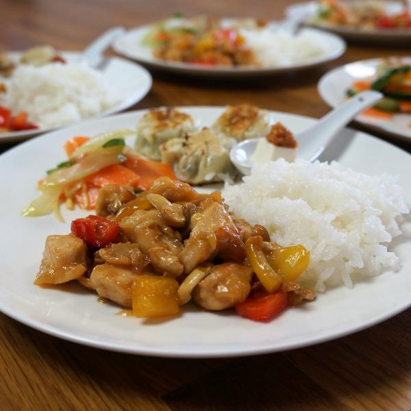 鶏とカシューナッツの炒め物 NYCooking DSC05244(3)