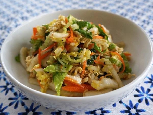 白菜のサラダ NYCooking DSC07428