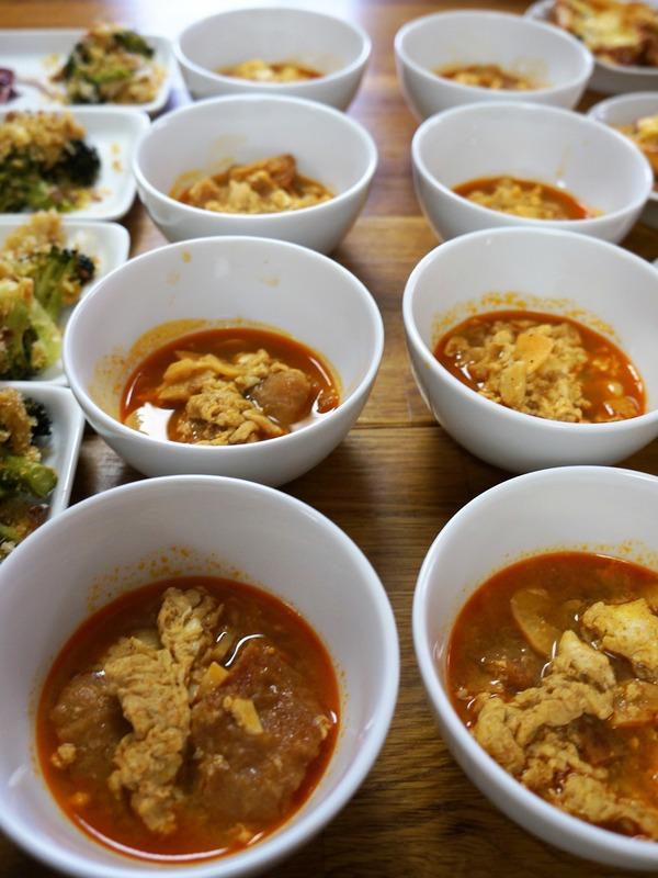 2020 01 ニンニクのスープ NYCooking DSC00179