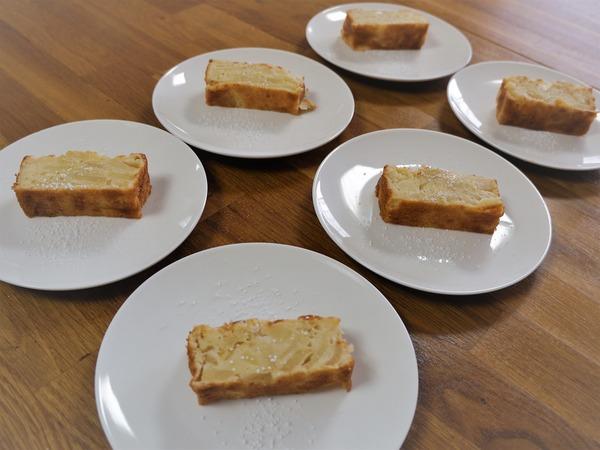 リンゴのケーキ NYCooking DSC05957 (2)