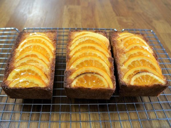 オレンジのケーキ NYCooking DSC00606(2)