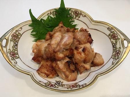 鶏のごまみそ焼き-450