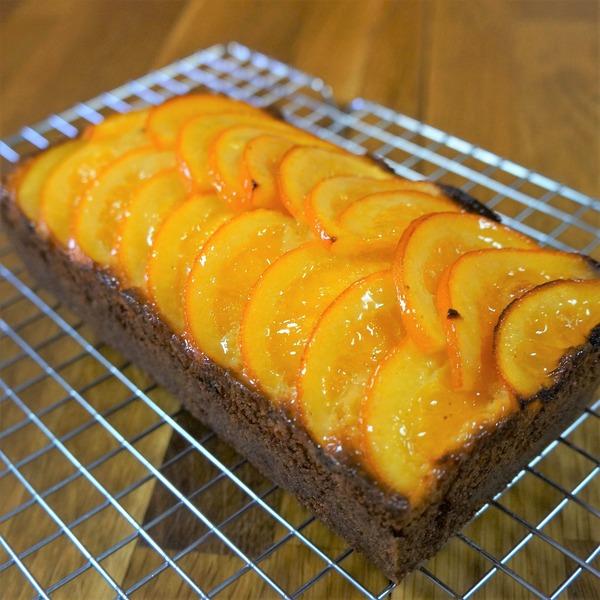 オレンジのケーキ NYCooking DSC03125(3)