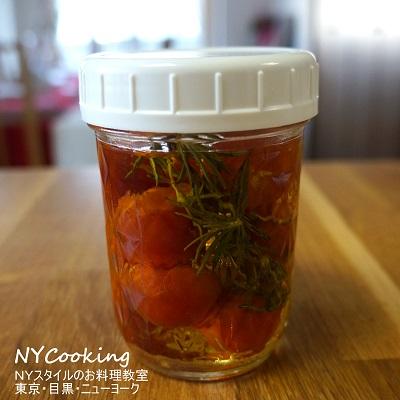 トマトのコンフィ NYCooking