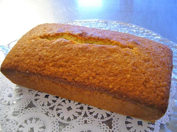 2020 06 オレンジとアーモンドのケーキ NYCooking P1110249