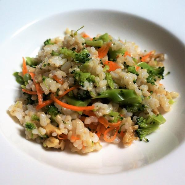 玄米とブロッコリーのサラダDSC05997 (5)