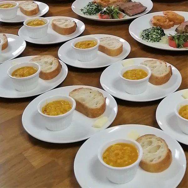 ムング豆のスープ NYCooking IMG_20191215_151642