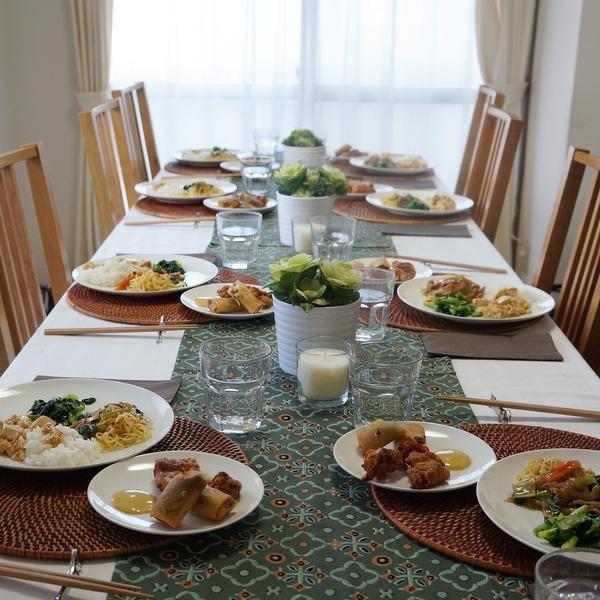お惣菜とマッシュルームの春巻き NYCooking DSC04922(2)