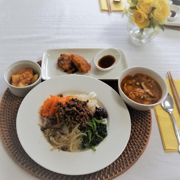 2020 09 韓国料理 NYCooking DSC03244