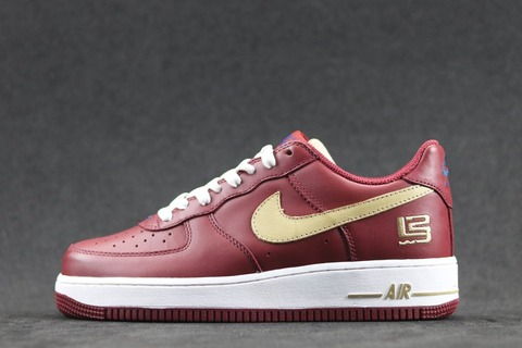 LeBron-James-Nike-Air-Force-1-Low-Cavs-Varsity-Crimson-For-Sale