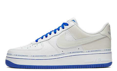 Uninterrupted-x-Nike-Air-Force-1-MTAA-White-CQ0494-100