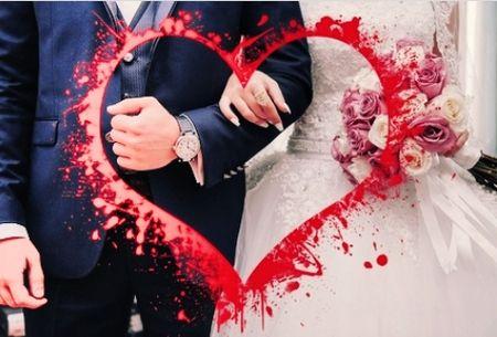 修羅場結婚式